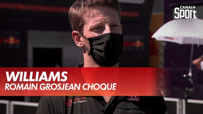 Départ de Claire et Franck Williams : Grand Prix d'Italie