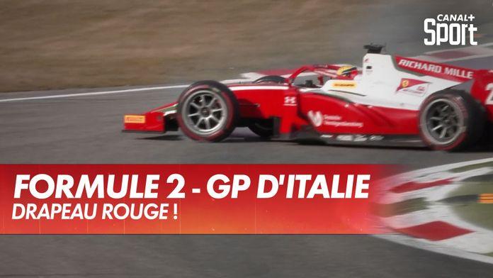 Drapeau rouge et fin de session ! : Grand Prix d'Italie