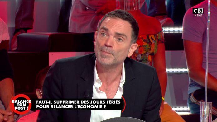 """Yann Moix : """"Les fêtes de Noel sont devenues des fêtes de débauche consumériste !"""""""
