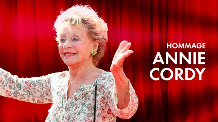 Hommage Annie Cordy