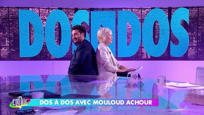 Dos à dos avec Mouloud Achour