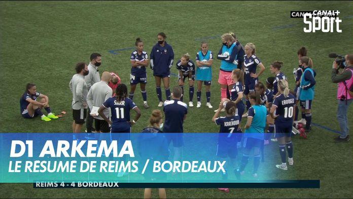 Le résumé de Reims / Bordeaux : D1 Arkema