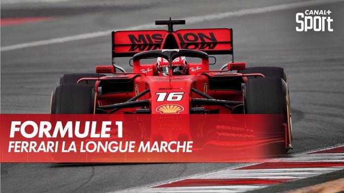 Ferrari la longue marche : Grand Prix d'Italie