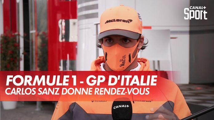 Carlos Sanz donne rendez-vous : Grand Prix d'Italie