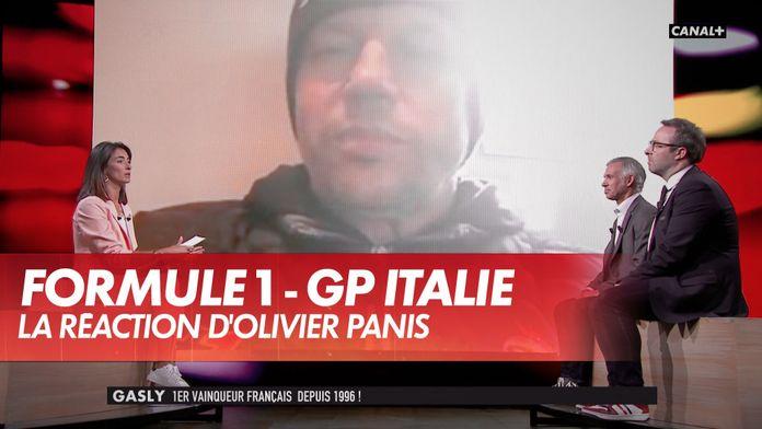 Gasly 1er vainqueur français depuis Panis : Grand Prix d'Italie