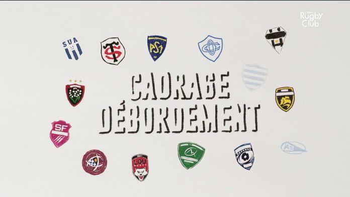 """Le premier """"Cadrage Débordement"""" de la saison : Canal Rugby Club"""