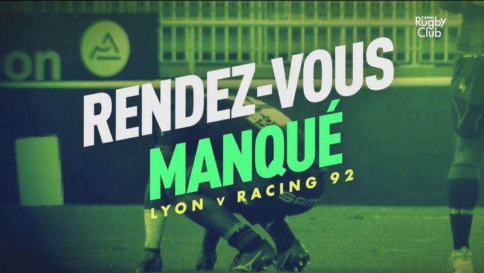 Le résumé CRC de Lyon / Racing : Canal Rugby Club