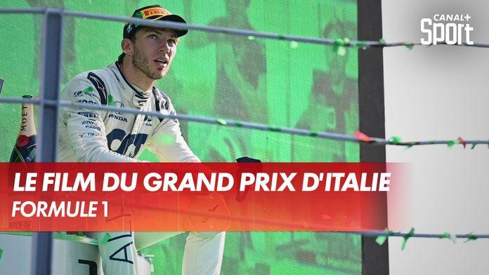 Gasly le magnifique ! : Grand Prix d'Italie