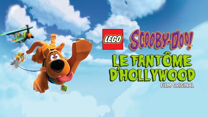 Lego Scooby-Doo : Le fantôme de Hollywood
