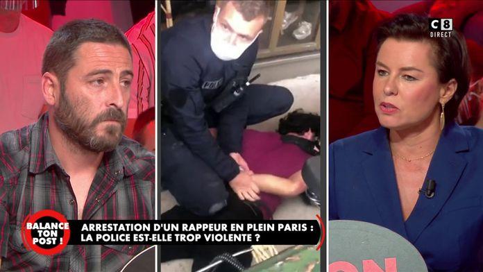 """Laurence Sailliet s'exprime sur l'arrestation du rappeur Ademo : """"Il est censé montrer l'exemple !"""""""