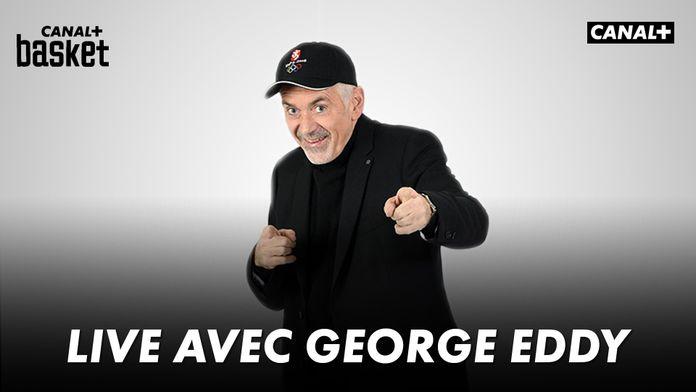 George Eddy a répondu à vos questions ! : LIVE