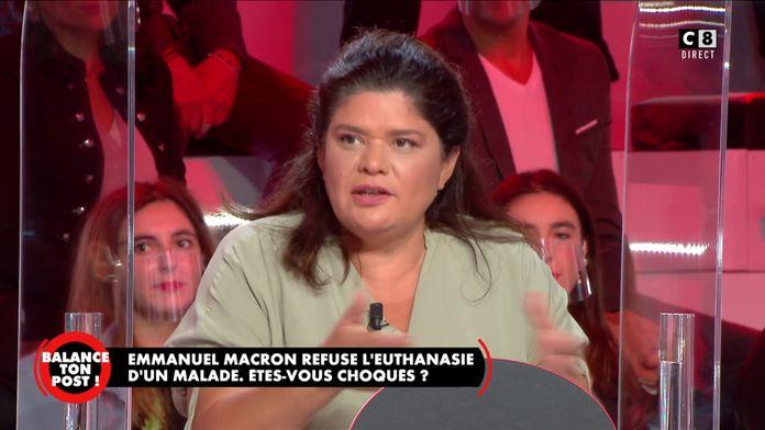 """Raquel Garrido s'exprime sur l'affaire Alain Cocq : """"Mourir dans ces conditions est inhumain !"""""""