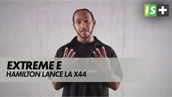 Lewis Hamilton lance la X44 : Championnat Extreme E