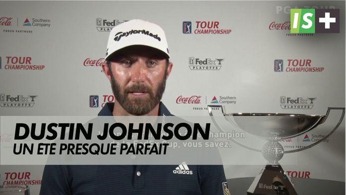 Dustin Johnson, un été presque parfait : PGA Tour