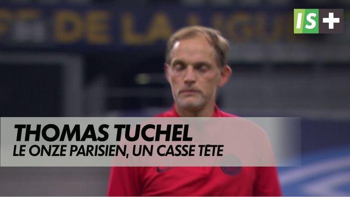 Le onze parisien, le casse tête de Tuchel : Ligue 1 Uber Eats : Lens - Paris SG