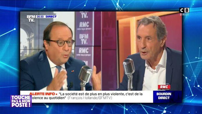Le JT avant le JT de Patrick Chanfray : François Hollande, prochain candidat aux présidentielles ?