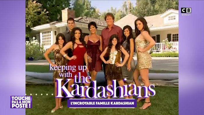 """L'émission de télé-réalité """"L'incroyable famille Kardashian"""" prend fin"""