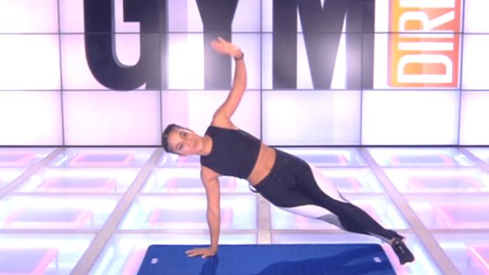 Emma : Circuit poids de corps
