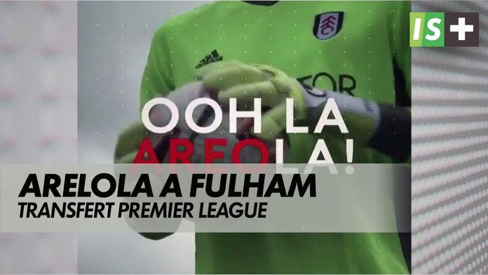 Areola en prêt à Fulham : Transfert