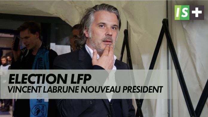 Vincent Labrune nouveau président : Election LFP