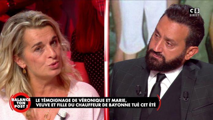 """Véronique, veuve du chauffeur de bus agressé à Bayonne : """"J'en veux au gouvernement"""""""