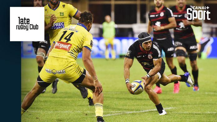 Clermont / Toulouse : Déjà fou ! : Late Rugby Club
