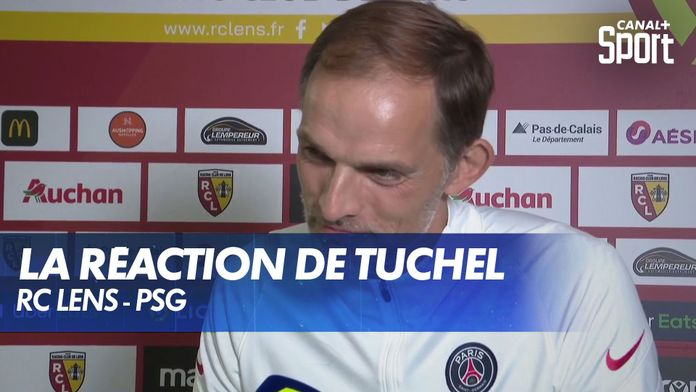 Les informations mercato de Thomas Tuchel après RC Lens - PSG : Ligue 1 Uber Eats