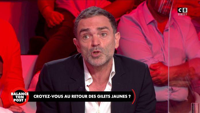 """Yann Moix : """"Le mouvement des gilets jaunes court à sa perte"""""""