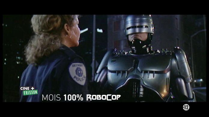 Mois 100% Robocop