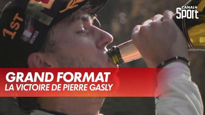 Les temps forts de la victoire de Gasly - Grand Format : Grand Prix d'Italie