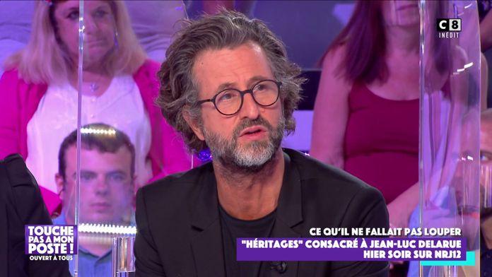 """Nicolas Pernikoff: """"Jean-Luc Delarue était pour moi un des génies du PAF, il manque à la télévision"""""""