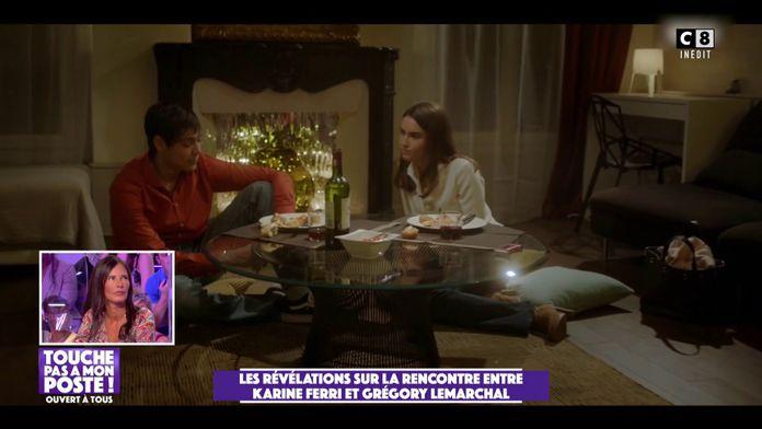 Les révélations sur la rencontre entre Karine Ferri et Grégory Lemarchal