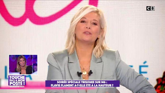 Soirée spéciale trisomie sur M6 : Flavie Flament a-t-elle été à la hauteur ?