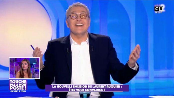"""La nouvelle émission de Laurent Ruquier se dévoile : """"On est en direct"""""""