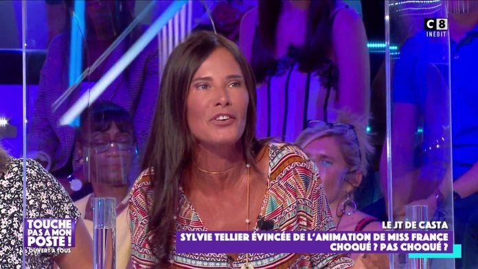 """Nathalie Marquay dément l'évincement de Sylvie Tellier au concours Miss France: """"C'est une rumeur !"""""""