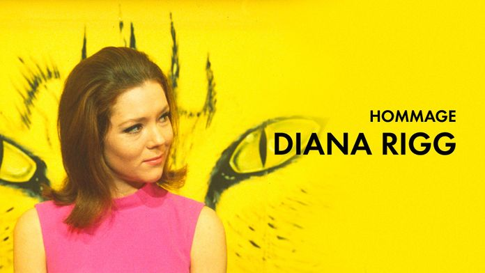 Hommage Diana Rigg
