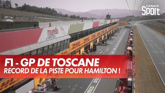 Hamilton réalise le record de la piste ! : Grand Prix de Toscane