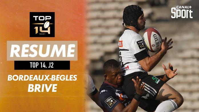 Le résumé Jour De Rugby de UBB / Brive : TOP 14