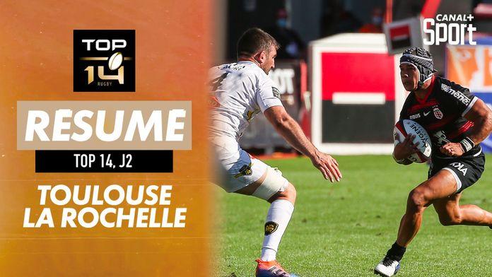 Le résumé Jour De Rugby de Toulouse / La Rochelle : TOP 14