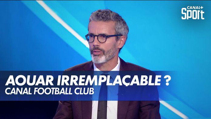 Aouar est-il irremplaçable à l'OL ? : Canal Football Club