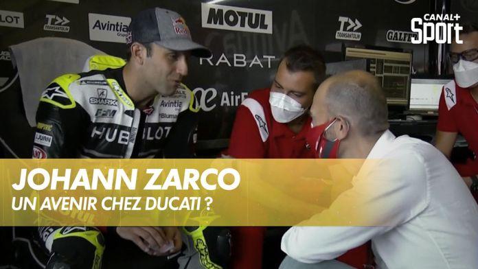 Johann Zarco, un avenir chez Ducati ? : MotoGP