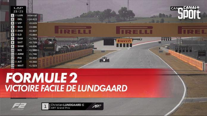 Victoire facile de Lundgaard : Grand Prix de Toscane