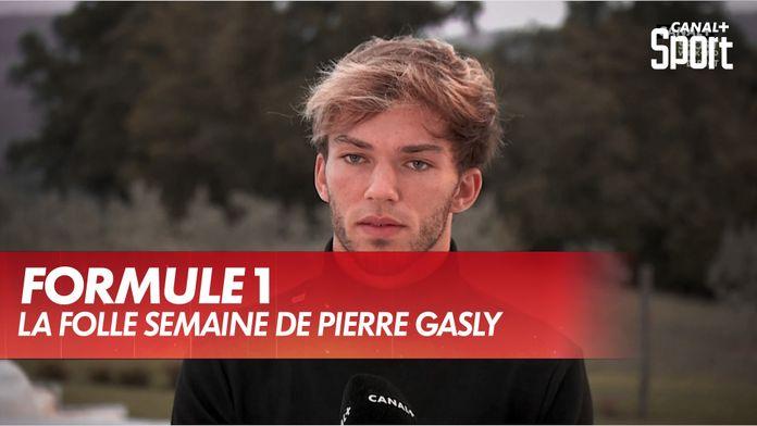 La folle semaine de Pierre Gasly : Grand Prix de Toscane