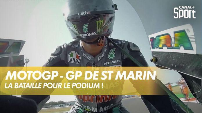 Les derniers tours du Grand-Prix de Saint Marin ! : MotoGP