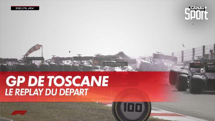 Le replay du départ : Grand Prix de Toscane