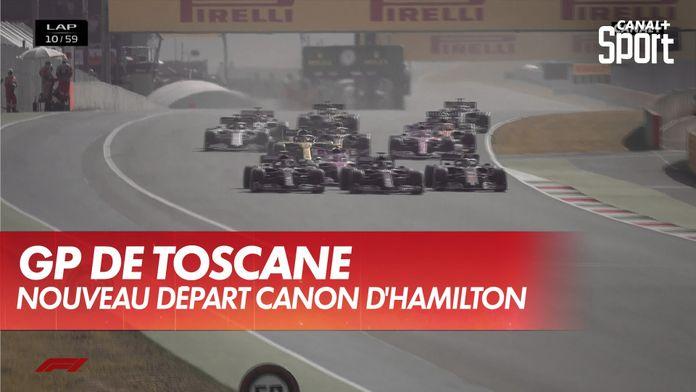 Nouveau départ canon pour Hamilton : Grand Prix de Toscane