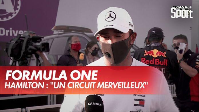 """Lewis Hamilton """"Un merveilleux circuit"""" : Grand Prix de Toscane"""