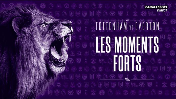 Le résumé de Tottenham / Everton : Premier League