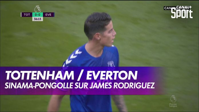 La première de James Rodriguez, l'analyse de Florent Sinama-Pongolle : King Of Ze Day