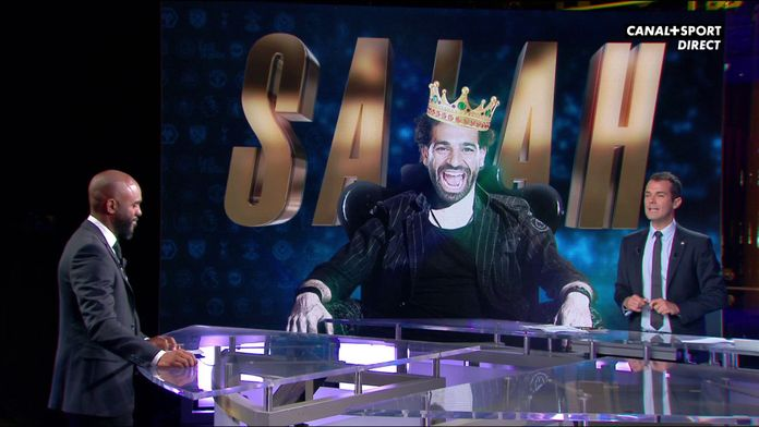 Mohamed Salah King of ze Day de cette 1ère journée ! : King Of Ze Day